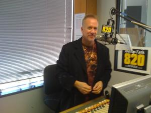 """Dr. Michael Lange hosting """"Ask the Dr"""""""